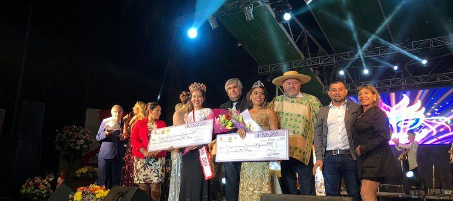 Invitan a jóvenes vicuñenses para ser candidatas a reina del Carnaval Elquino 2020