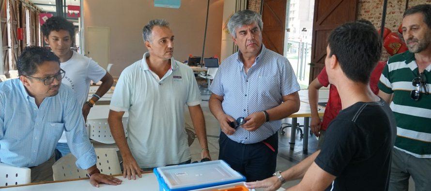 Convenio entre Vicuña y la Comuna Argentina de Villa María permitirá intercambio de conocimientos en Robótica y Astronomía.