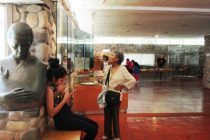"""Exhibición """"Para Gabriela"""" inicia actividades de conmemoración del natalicio mistraliano en Museo de Vicuña"""