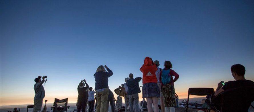 Se aproxima el Eclipse Total de Sol de julio y con ello se incrementan las medidas para recibirlo en Vicuña