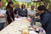Agricultores y crianceros de Prodesal-Padis fijan lineamientos de trabajo para el 2019 en Vicuña