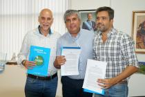 AMRC y Agencia Córdoba Turismo iniciarán gestiones para que vuelos sean permanentes