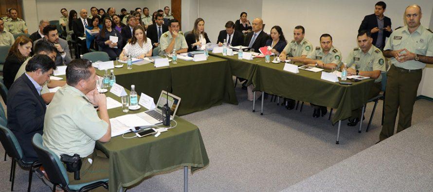 Municipio de Vicuña estuvo presente en tercera sesión STOP en la provincia de Elqui