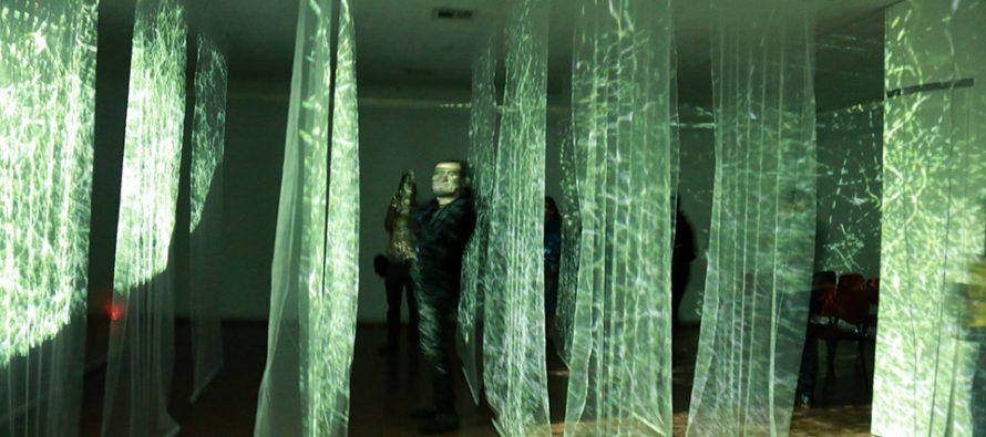 Instalación audiovisual inicia celebraciones en museo de Vicuña por el natalicio de Gabriela Mistral