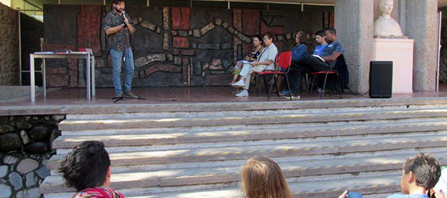 Comunidad elquina se congregó en torno a Gabriela Mistral en el MGM