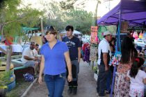Localidad de Chapilca rescata  las tradiciones y productos en Primera Feria Costumbrista