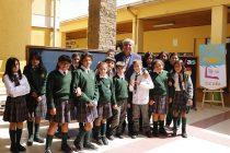En la escuela Lucila Godoy Alcayaga se dio inicio oficial al año escolar 2019 en la comuna de Vicuña