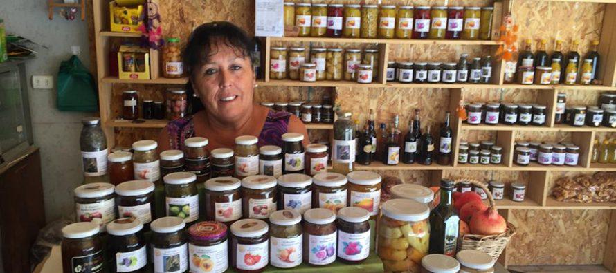 Paihuano: Emprendedora Jaqueline Ríos endulza el Valle de Elqui con su local El Mirador