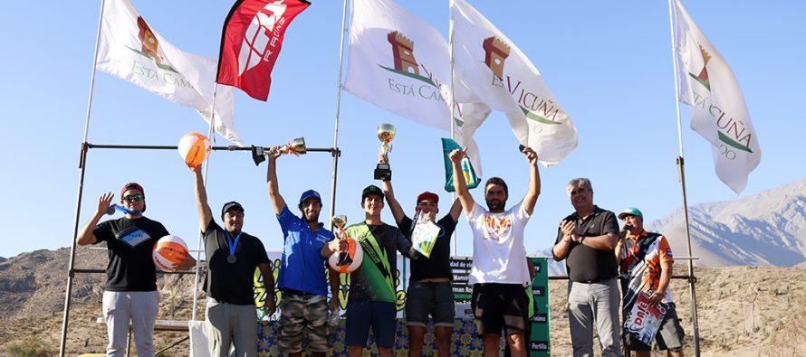 Arturo Jopia logró quedarse con el primer lugar en la primera fecha del Zonal Norte Enduro