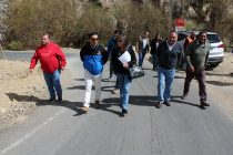 Comunidades de Horcón y Alcohuaz tendrán este año camino básico rural pavimentado