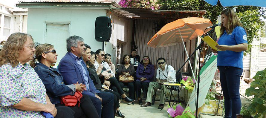 Con decenas de participantes se dio inicio al primer taller de jardinería inclusivo en Vicuña