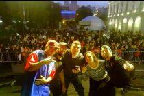 """Colectivo Rap Mistral de Vicuña se presentó exitosamente en """"Festival de la Palabra"""" de Córdoba"""
