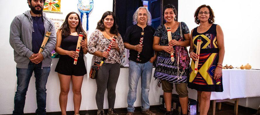 Corporación Cultural Municipal de Vicuña certificó a participantes de talleres artísticos de verano