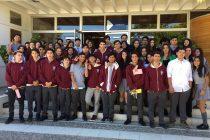 Estudiantes de enseñanza media visitaron el Juzgado de Garantía de Vicuña