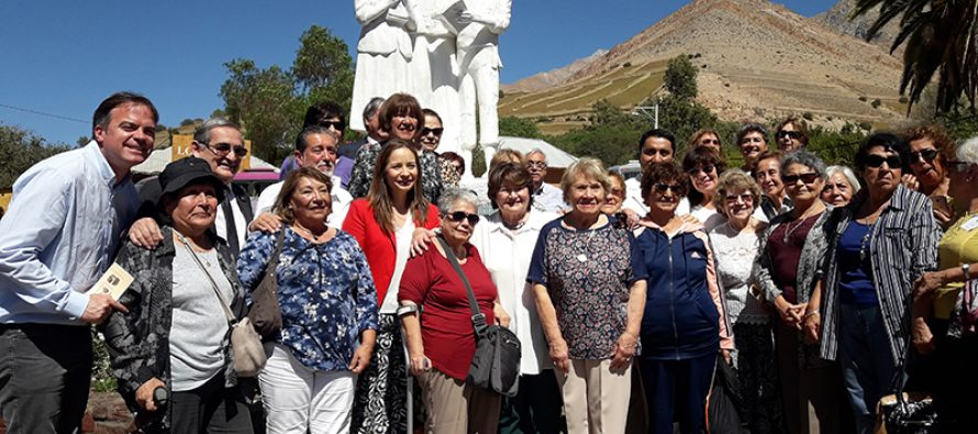 Montegrande: Gobierno realza figura de Gabriela Mistral a 130 años de su nacimiento