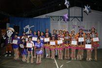 Una brillante gala en el gimnasio techado de Vicuña tuvo la Escuela de Patinaje Artístico Orión
