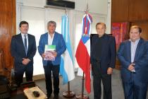 AMRC firma convenios con Universidad Nacional de Villa María y con Municipio de Córdoba