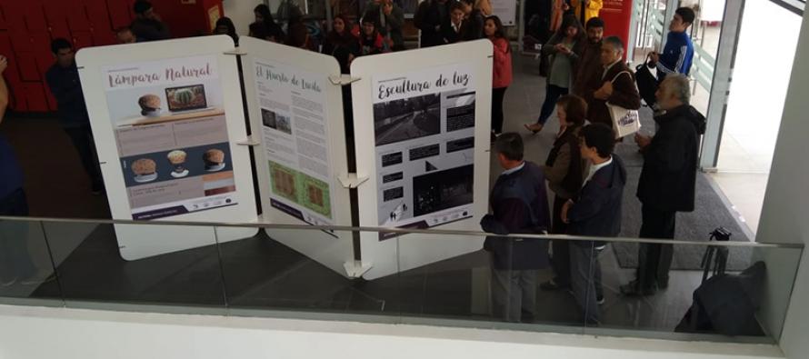"""En Biblioteca Regional Gabriela Mistral Presentan innovadores diseños turísticos en """"Exposición Astromistral"""""""