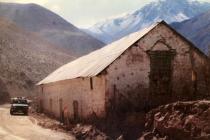 Pasado de casa Cavas del Valle