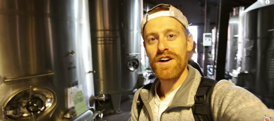Youtuber extranjero busca destacar experiencias de turismo aventura en Vicuña