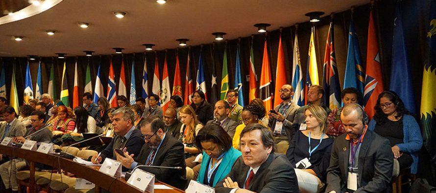 Vicuña continúa trabajando en los Objetivos de Desarrollo Sostenible de la Agenda 2030