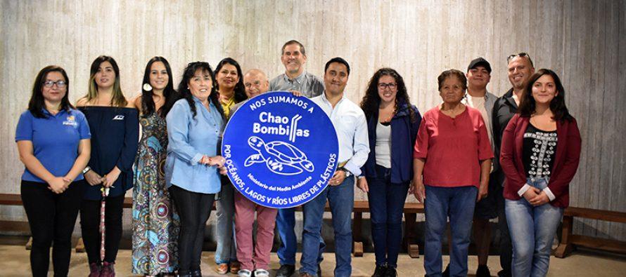 Paihuano se adhiere en un 100% a la campaña Chao Bombillas
