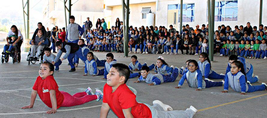 Más de 3 mil niños de Vicuña se verán beneficiados con programas de salud de Junaeb