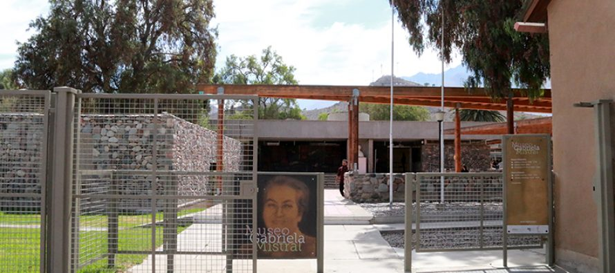 Museo de Vicuña celebrará a Gabriela Mistral en el 130° aniversario de su natalicio