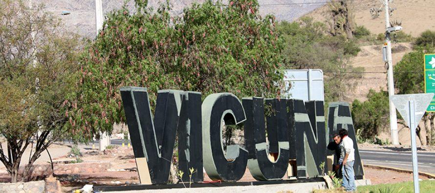 Vicuña contará con nuevas letras que darán la bienvenida a la ciudad
