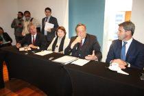 Consejo Regional y autoridades de San Juan acuerdan avanzar en conjunto para reactivar el proyecto Túnel de Agua Negra