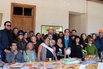 Agrupación de Discapacidad Visual celebra su tercer aniversario en la comuna de Vicuña