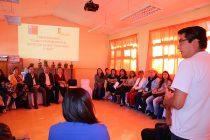 Analizan temáticas de prevención de drogas y alcohol en escuela de San Isidro