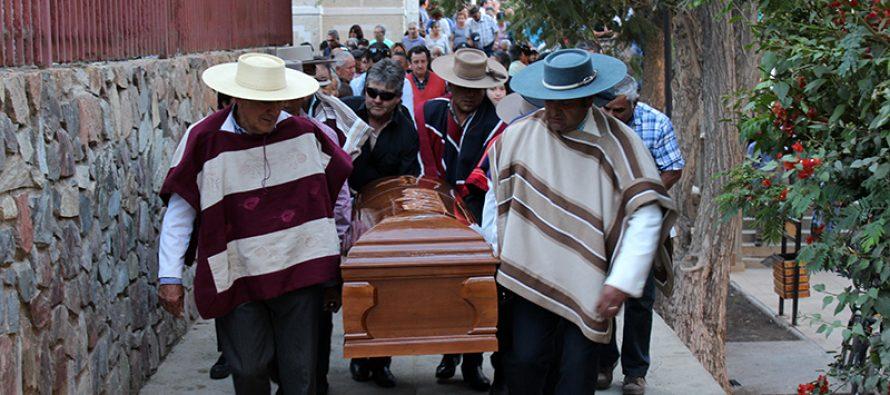 Una multitudinaria despedida tuvo víctima en homicidio de Montegrande