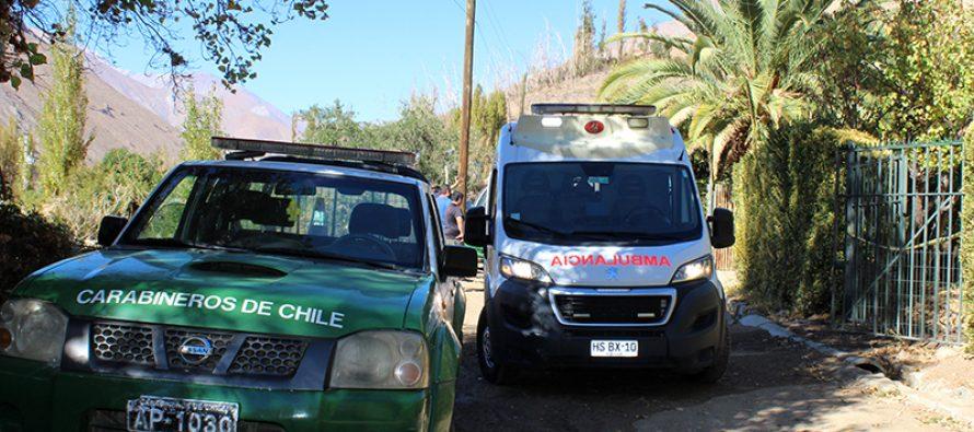 Adulto mayor fue encontrado sin vida al interior de piscina en Pisco Elqui  Fuente: Diario el Día – http://www.diarioeldia.cl/policial/adulto-mayor-fue-encontrado-sin-vida-interior-piscina-en-pisco-elqui