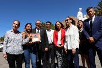 Autoridades comprometen priorizar proyecto de mejoramiento de Museo Escuela de Gabriela Mistral en Montegrande