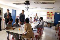 Escuela Dagoberto Campos de El Molle cuenta con diversas mejoras en su establecimiento