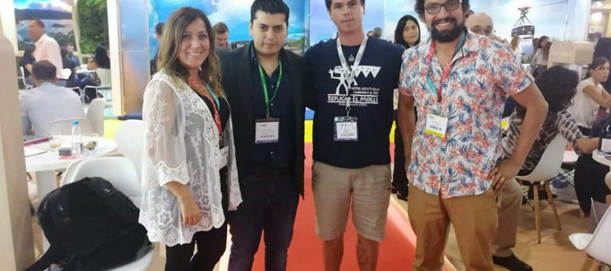 Empresarios vicuñenses del rubro turístico exponen en feria de Sao Paulo, Brasil