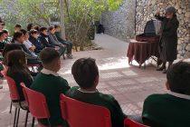 Museo Gabriela Mistral celebró el Día del Libro y la Lectura con obra de teatro infantil