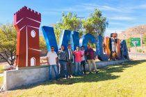Vicuña suma un nuevo ícono turístico a la entrada de la ciudad elquina