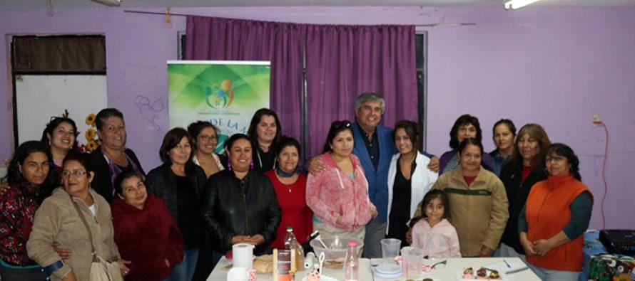 Cupcakes de jabón forman parte de un nuevo taller de emprendimiento para elquinas