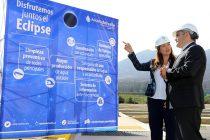 Gobierno y empresa sanitaria reforzarán abastecimiento de agua potable durante la semana del eclipse