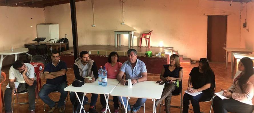 Tras 30 años la sede social de Hierro Viejo podría pasar a comodato de la junta vecinal