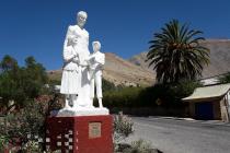 Entrada a Casa Museo y Mausoleo de Gabriela Mistral fueron gratuita en el Día del Patrimonio