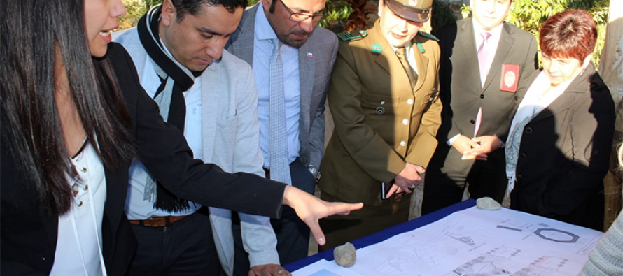 Cochiguaz contará con una renovada plaza en julio de 2019