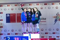 Pesistas vicuñenses se consagran en Juegos Deportivos Nacionales 2019
