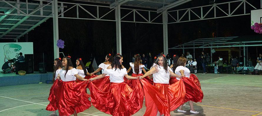Localidad de El Tambo celebró la 5ta versión de su Fiesta de la Vendimia