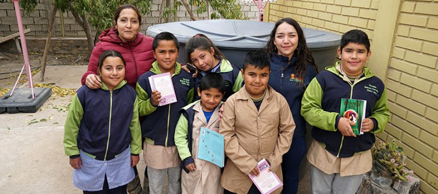Viñita Alta cuenta con nuevos implementos para enfrentar emergencias