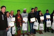Familias de El Tambo se beneficiaron con la última entrega de kit energético en la comuna elquina