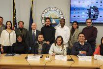 Alcalde de Paihuano culmina con éxito pasantía en Estados Unidos