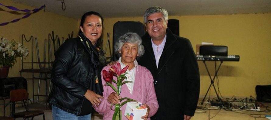 La Viñita comenzó con la celebración del Día de la Madre en Vicuña